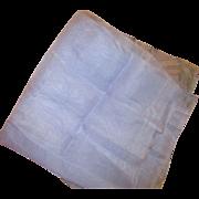 Gorgeous Antique Silk Organza Fabric