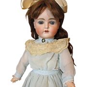 Enchanting Antique Bisque Mystery Doll
