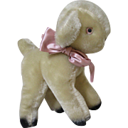 Sweet Vintage Mohair Lamb-Character