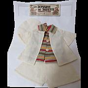 Bleuette's 1940 Croquet Costume-