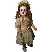 Lovely French Rabery Delphieu Doll-Closed Mouth Beauty