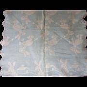 Charming Vintage Esmond Baby Blanket