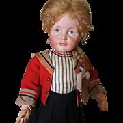 "Excellent, Gorgeous ""Gretchen"" Kammer Reinhardt Character Doll"