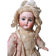 Enchanting Antique German Doll