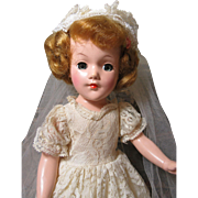 Minty Mary Hoyer Type Doll-All Original