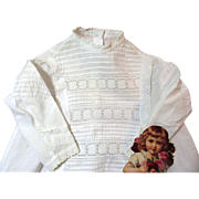 Beautiful Heirloom Baby Dress/Doll Dress