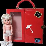 Vintage Minty Ginny & Friends Carry Case