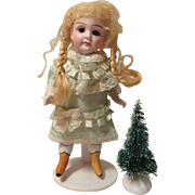 CHOICE Gebruder Kuhnlenz All Bisque Doll