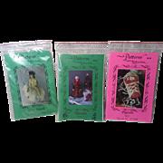 Three Vintage Doll Costume Patterns!