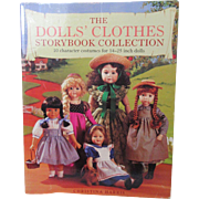 Storybook Costumes Doll Clothes Pattern Book!