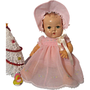 The Classic Dress And Bonnet For Dy Dee