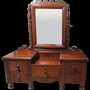 Wonderful Antique Doll Sized Dresser