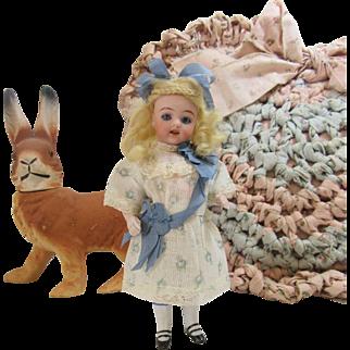 Marvelous Simon Halbig All Bisque Doll 886
