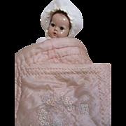 Exquisite Silk Quilt-Baby Pink