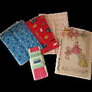 1950's Ginny Pattern & Fabrics!