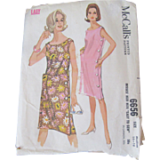 CUTE Jackie O Vintage Dress Pattern