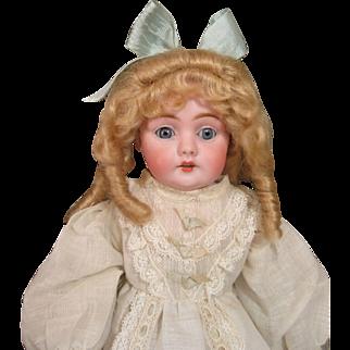Marvelous Kestner Character Doll With Provenance!