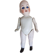Cute All bisque Doll