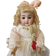 """April"", Darling Kestner 143 Character Doll"