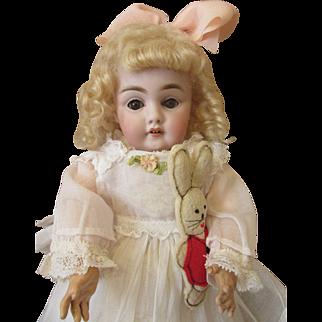 """April"", Darling Kestner 143 Character Doll"