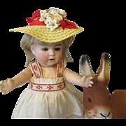 """""""Tippy"""", Adorable Franz Schmidt & Co. Toddler"""