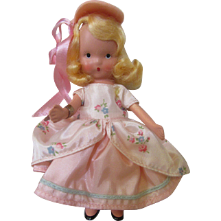 Little Bo Peep-Nancy Ann Story Book Doll