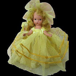 """Daffy Down Dilly""-Nancy Ann Story Book Doll"