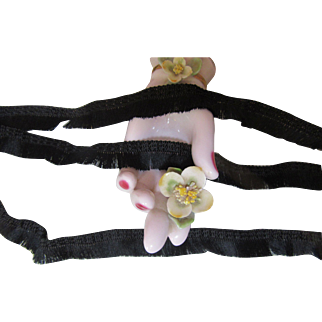 Fine Quality Silk Doll Fringe
