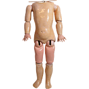Antique Doll Body For Parts