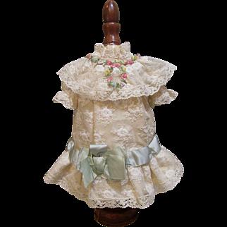 Beautiful French Doll Dress-