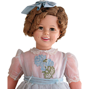 Ideal Patty Playpal Shirley Temple Doll