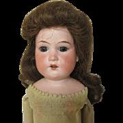 """Pretty """"Rosebud"""" Antique German Doll"""