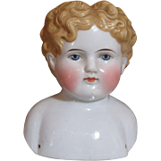 Lovely Large China Doll Head