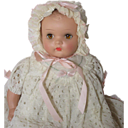 Betty Bedtime-1946 Horsman Baby Doll-Mint