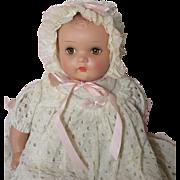 Betty Bedtime-1946 Horsman Baby Doll-Mint