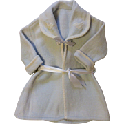 Blue Eiderdown Robe For Dy Dee Baby