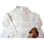 Beautiful Antique Anglaise Baby Dress