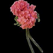 Large Vintage Carnation Corsage-1950's