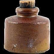 Stoneware Ink Well