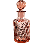 Baccarat Cranberry Crystal Perfume