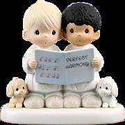 """Precious Moments """"Perfect Harmony"""""""