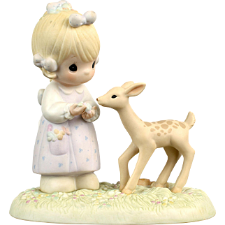 """Precious Moments """"To My Deer Friend"""""""