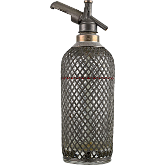 Sparkletts Seltzer Water Bottle