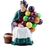 The Old Balloon Seller by Royal Doulton #1315