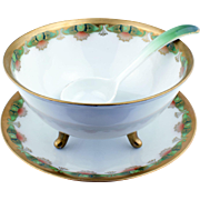 RS Prussia Mayonnaise with Underplate and Spoon
