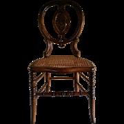 Rosewood Vanity Chair