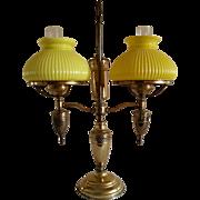 Vintage Student Lamp
