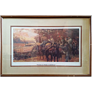 """Welcome to Mosby""s Confederacy"" a print by Dale Gallon"