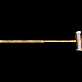 Fine C1920 Jaques of London Croquet Mallet