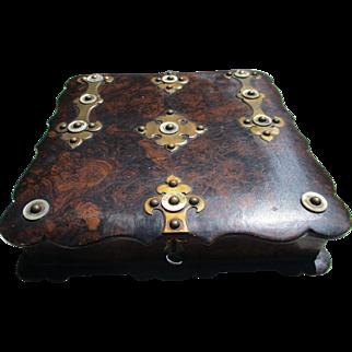 C1900 Card Whist Games Box